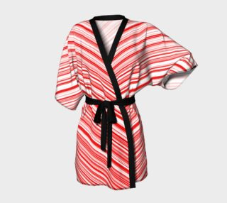 Peppermint Candy Kimono Robe preview