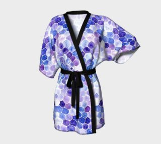Purple tiles Robe preview