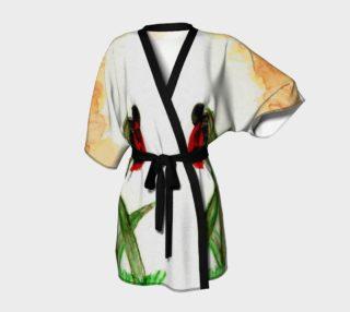 Ladybird Kimono preview