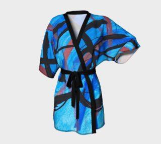 Ocean Dance Kimono preview