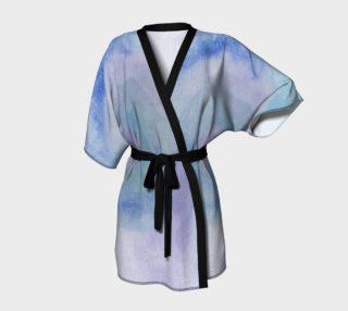 Blue Rose Dance Kimono preview