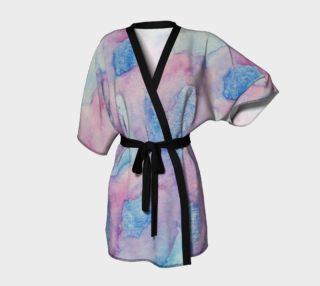 Chantant Violettes Kimono preview