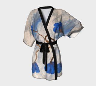Azur Floraison Kimono preview