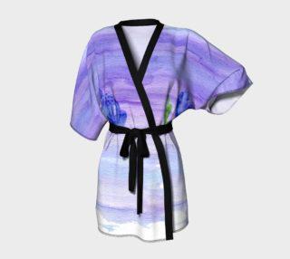 Mum Flower Kimono preview