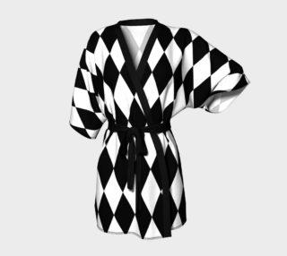 B&W Diamond Robe preview