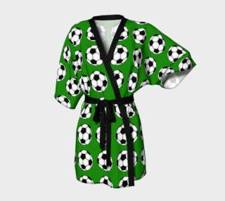Aperçu de Soccer Balls - Green