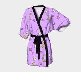 Sailor moon kimono robe preview