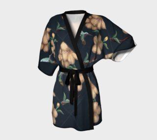 Jeweled Hummer Kimono preview