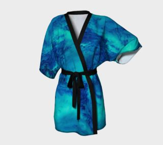 Aperçu de Liquid Kimono Robe