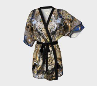 Aperçu de Gears and Hoses Kimono