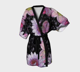 Lotus Kimono Robe preview