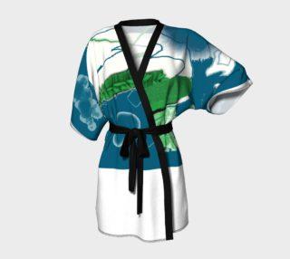 Aperçu de GhostSkateboard Kimono