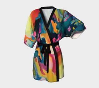 Rhythm Rejoice kimono robe preview