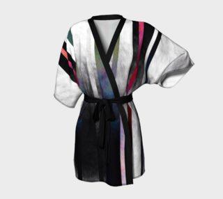 Fade Stripe Kimono 2 preview