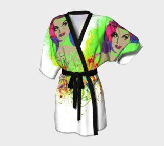 Lola Kimono Robe preview