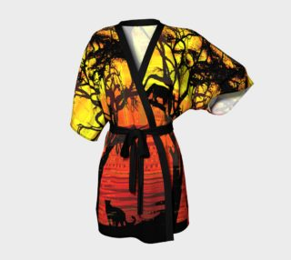 PANTHER PRIDE - 001 Kimono preview