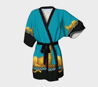 Panther Kimono preview