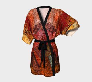 Aperçu de kimono robe cover up