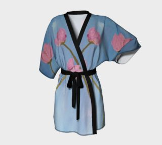Lueur de Fleur Rose Kimono preview