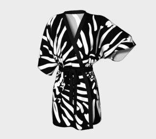 Aperçu de Dent de lion BW kimono