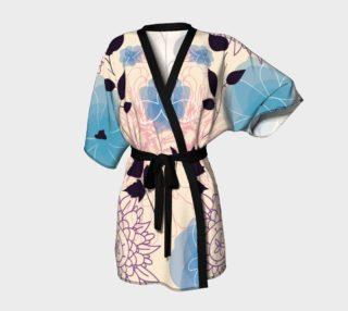 Elegant Floral Kimono preview