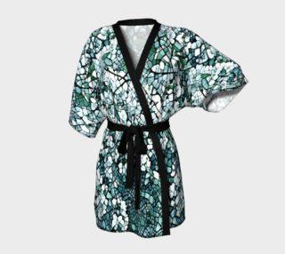 Blooming garden Kimono Robe preview