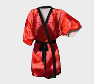 La Vie en Rose Kimono Robe preview
