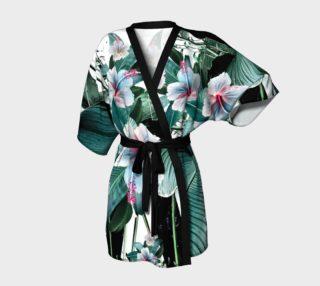 Tropical Hawaii Kimono preview