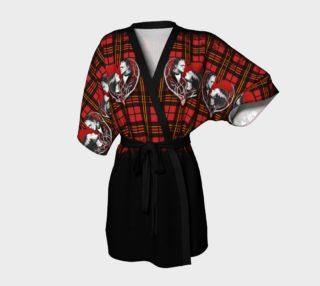 Aperçu de Frankenstein & Bride Kimono Robe