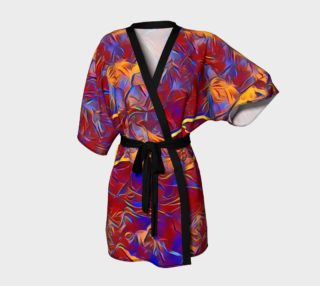 October Afternoon Kimono Robe preview