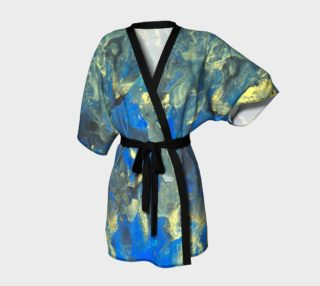 Flowers in the Sky Kimono preview