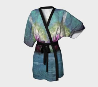 Energy Lotus Kimono Robe preview