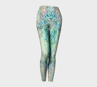 Earth Message Leggings by Deloresart preview
