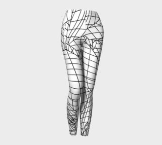 Angles Legging- White preview