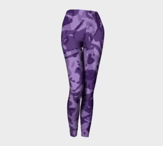 farba (violet) leggings preview