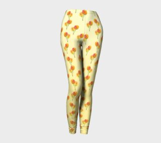 'Flower Shower' Leggings preview