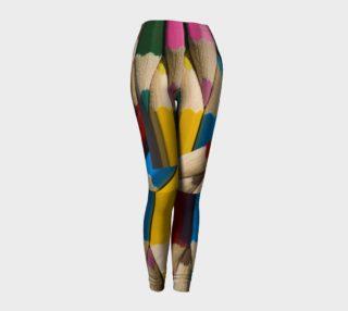 Aperçu de color pencils model2