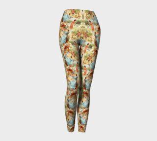 Aperçu de Victorian Painting Print Leggings