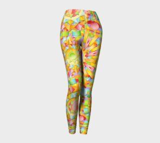 Aperçu de Candy Rainbow Mandala Ankles asymm.