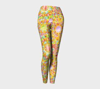 Aperçu de Candy Rainbow Mandala Ankles smaller asymm.