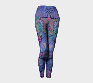 Opal Large-Scale Mermaid Leggings preview