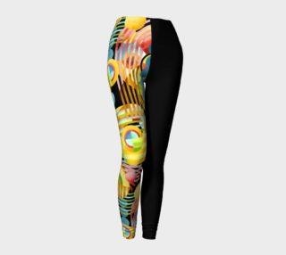 Aperçu de Art Deco Maximalist asymmetric ankles