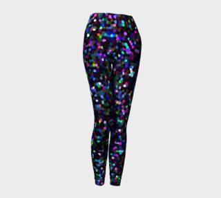 Leggings Mosaic Sparkley Texture G2 preview