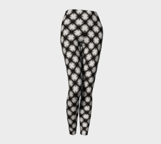 Fitness Fashion Blk Wht Pattern preview