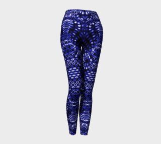 Blue Mind Warp Leggings preview