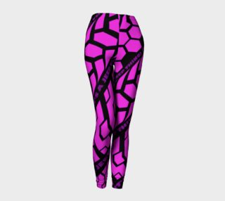 I.A.J.T.' (pink) Leggings preview