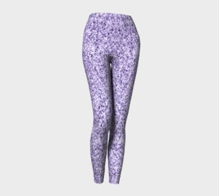 Ultra violet light purple glitter sparkles preview