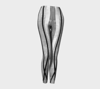 Coaxial Greys Leggings by Deloresart preview