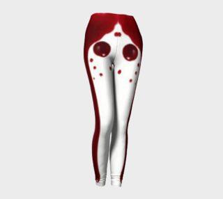 Blood Splatter four leggings preview
