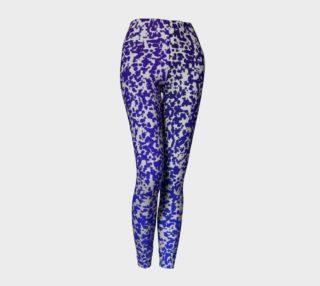 Purple zest leggings preview